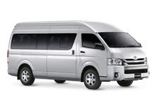 11 Seats Van