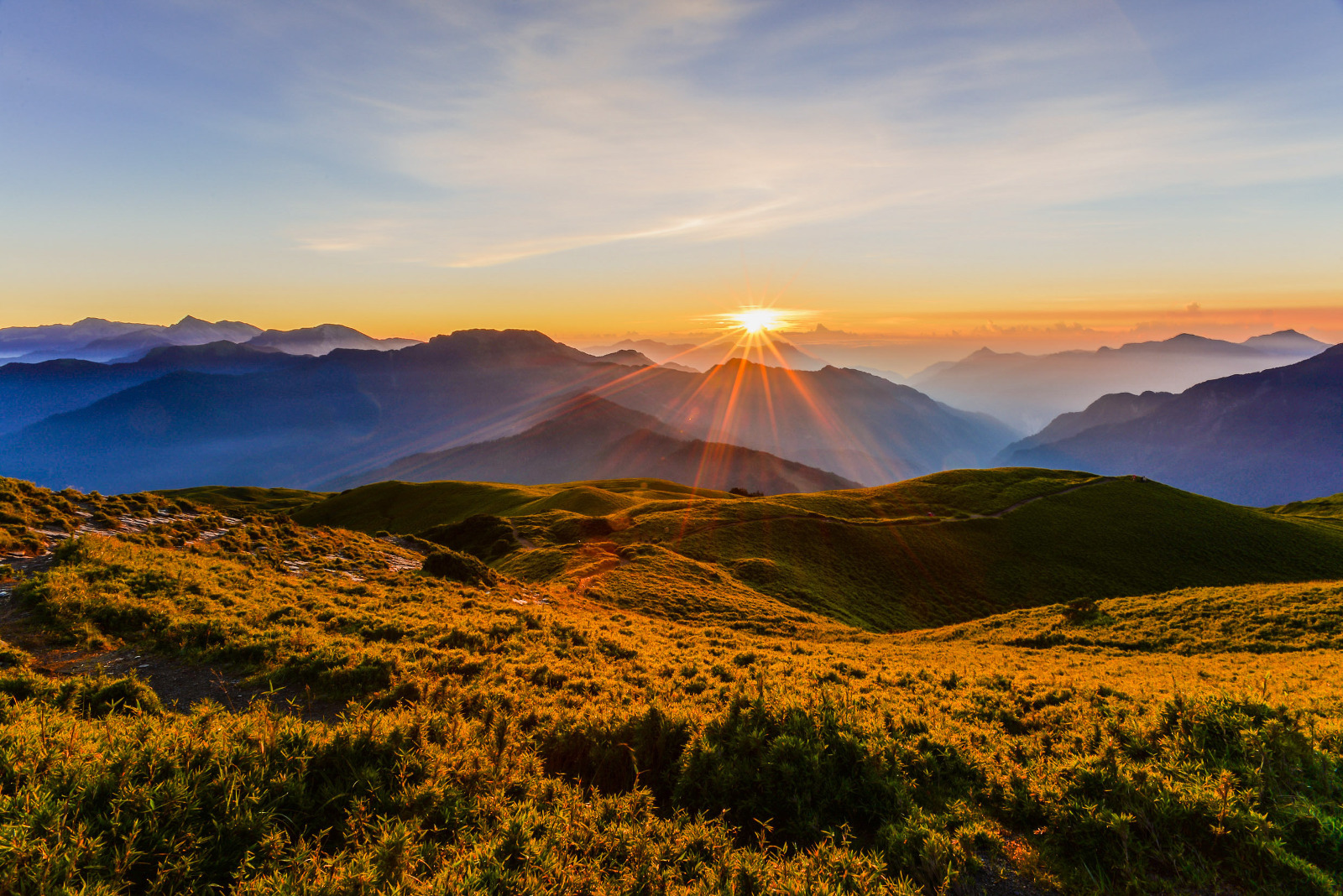 2 Day Cingjing Farm and Hehuanshan Sunrise Tour