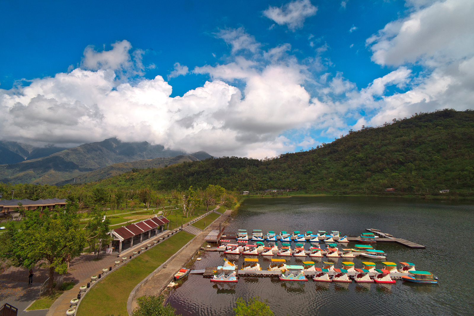Hualien Nature Day Tour - Liyu Lake, Ruisui Ranch and more!